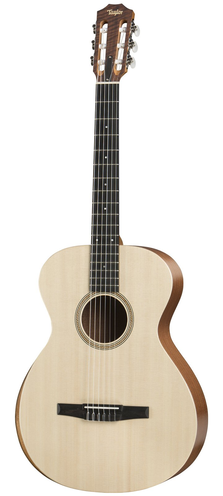 Taylor Academy 12e-N Nylon String Acoustic/Electric Guitar with Deluxe Gigbag