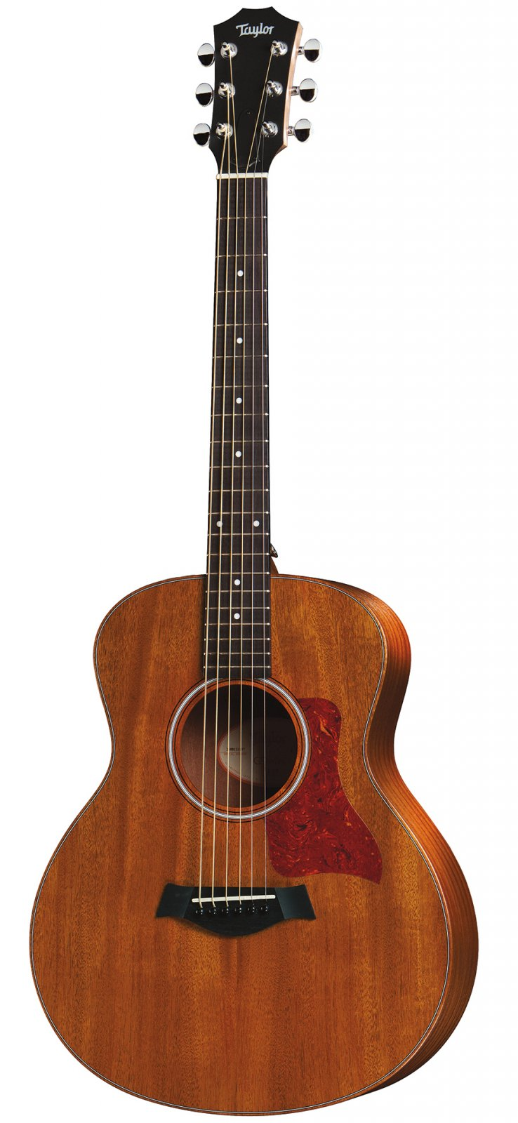 Taylor GS Mini Mahogany Top Acoustic Guitar with Deluxe Hard Gigbag