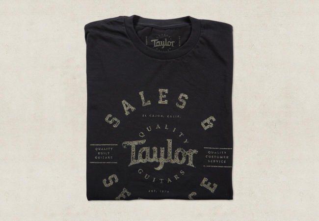 Taylor Short Sleeve Shop T-Shirt