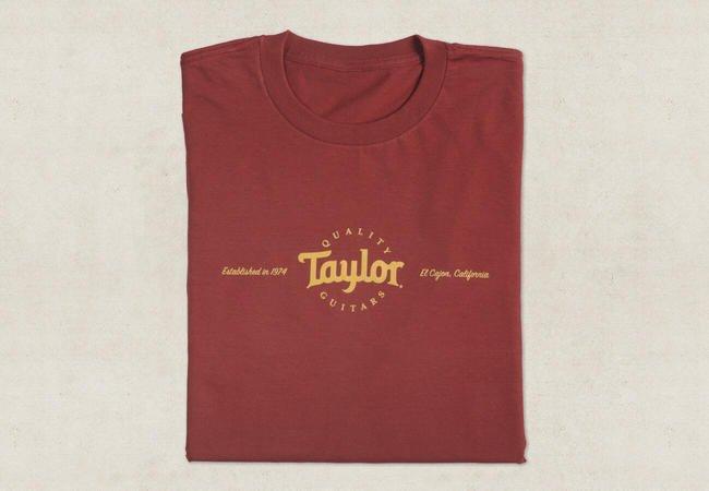 Taylor Classic Short Sleeve T-Shirt