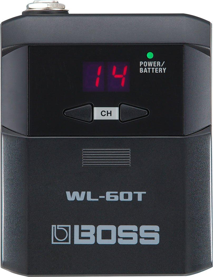 Boss WL-60T Wireless Guitar Transmitter for WL-60 System