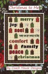 Christmas to Me Quilt Kit 56 in x 72 in