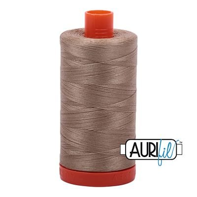 Cotton Mako Thread 2325 Linen 50wt 1300m Aurifil