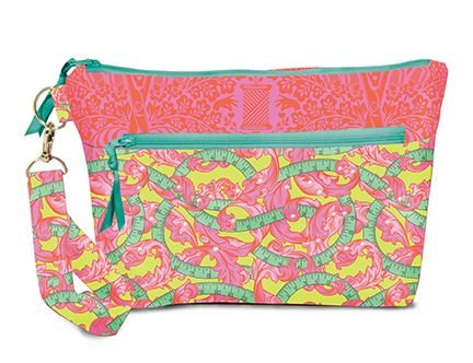 Maui Glam Bag Kit with Homemade by Tula Pink