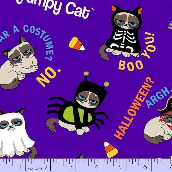 Grumpy Cat Halloween