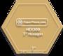 3inch Hexagon with 3/8 inch Seam Allowance