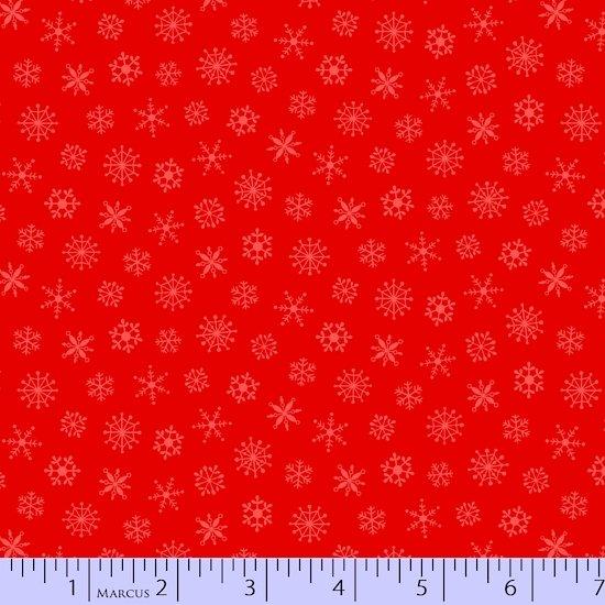 Grumpy Cat Christmas Red Snowflake