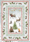 Friendly Gathering Wall Quilt 46 in x 65 in