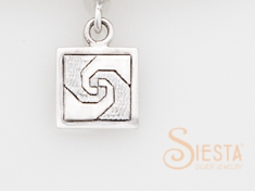 SS Large Square Squared Charm