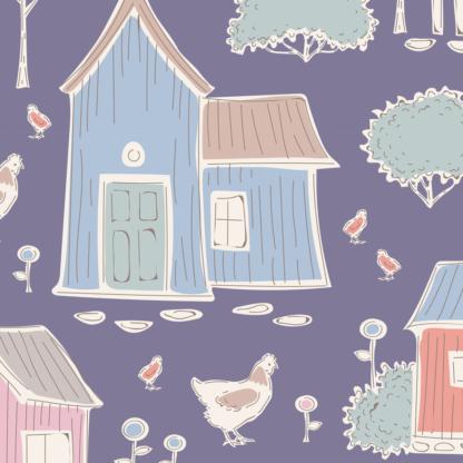 Farm Blueberry - Tiny Farm by Tilda