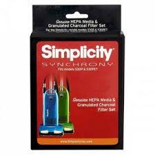 Simplicity HEPA Synchrony Bags S30D / S30P / S30PET
