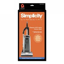 Simplicity HEPA Symmetry Bags S20S / S20D / S20P / S20UP