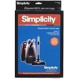 Simplicity Bags - Type H - HEPA Bags
