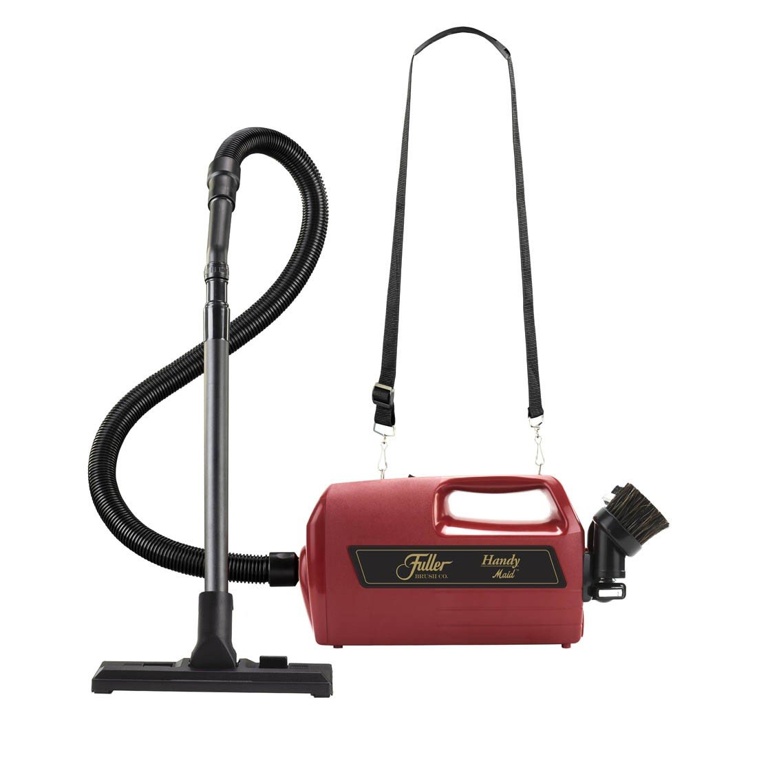 Handy Maid Portable Canister Vacuum
