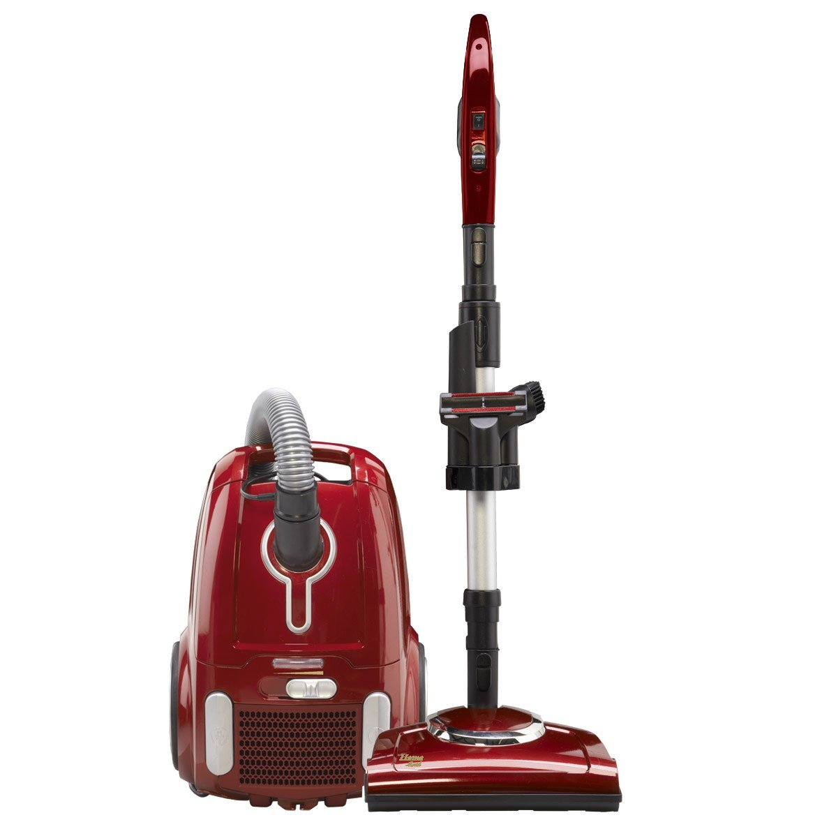 Home Maid Power Team Canister Vacuum