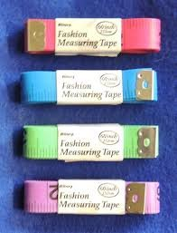 5/8 Fashion Tape Measure