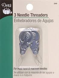 3 Needle Threaders