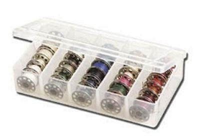 Clear bobbin box Artbin