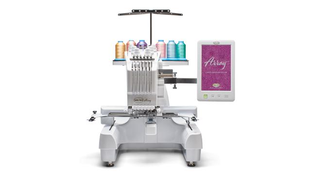 Babylock Array Embroidery Machine BMY6