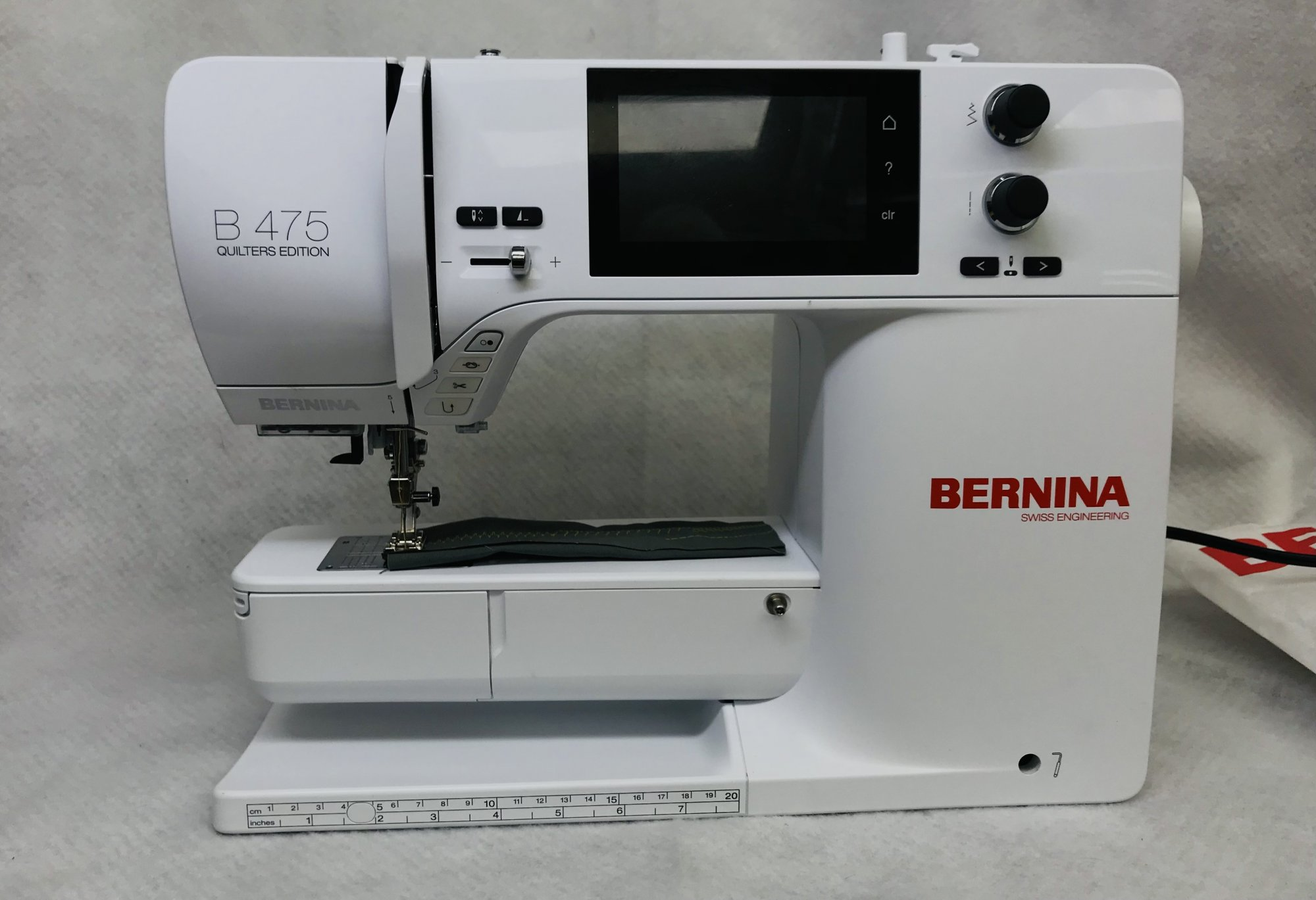 Trade In Bernina B475 Quilters Edition #61112504