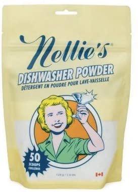 Nellie dishwasher Powder