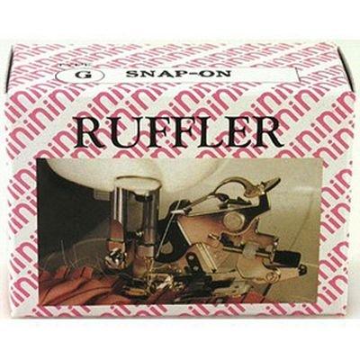 Snap-on Ruffler Adj. w/non-stick fork