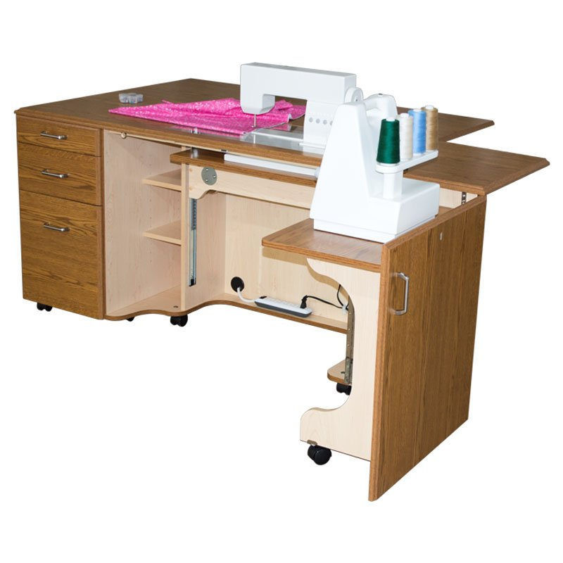 Horn 5278 Elite Airlift Combo Sewing Center