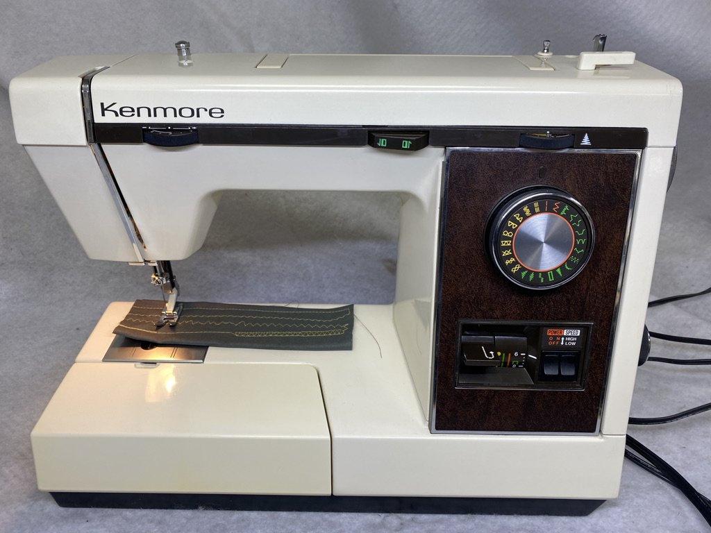 Trade in - Kenmore 158 Sewing Machine #52016213