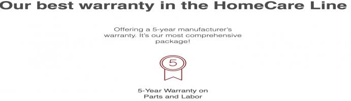 miele homecare warranty