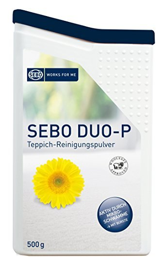 Sebo Duo-P Clean Box w/ Brush