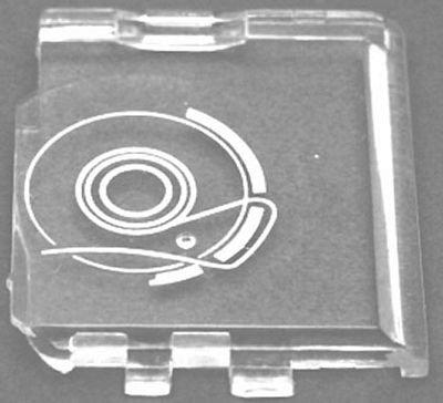 Slide Plate Elna 6003 NH 7500
