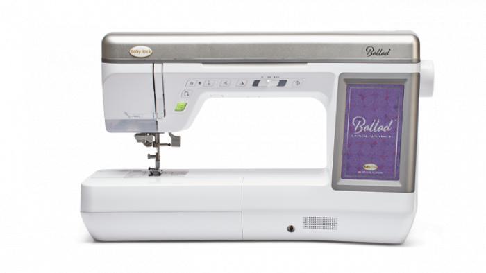 Babylock Ballad Quilting And Sewing Machine BLBA