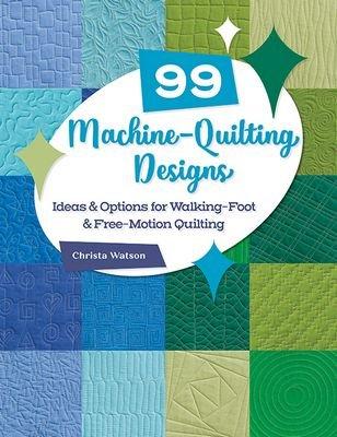 B1504 99 Machine-Quilting Designs Martingale