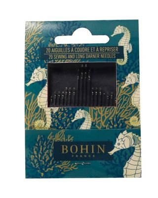 Bohin Asstd Needles Bk 20CT