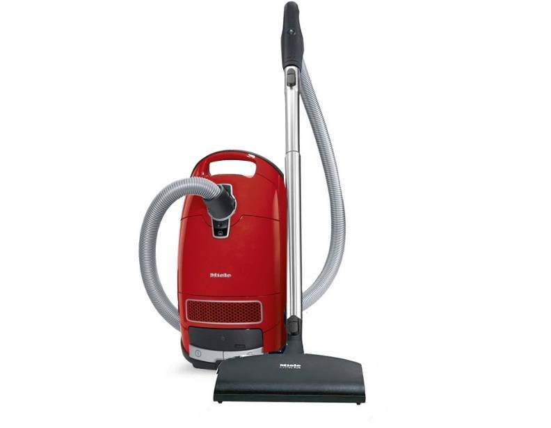 Miele C3 Homecare Canister Vacuum with add p/n
