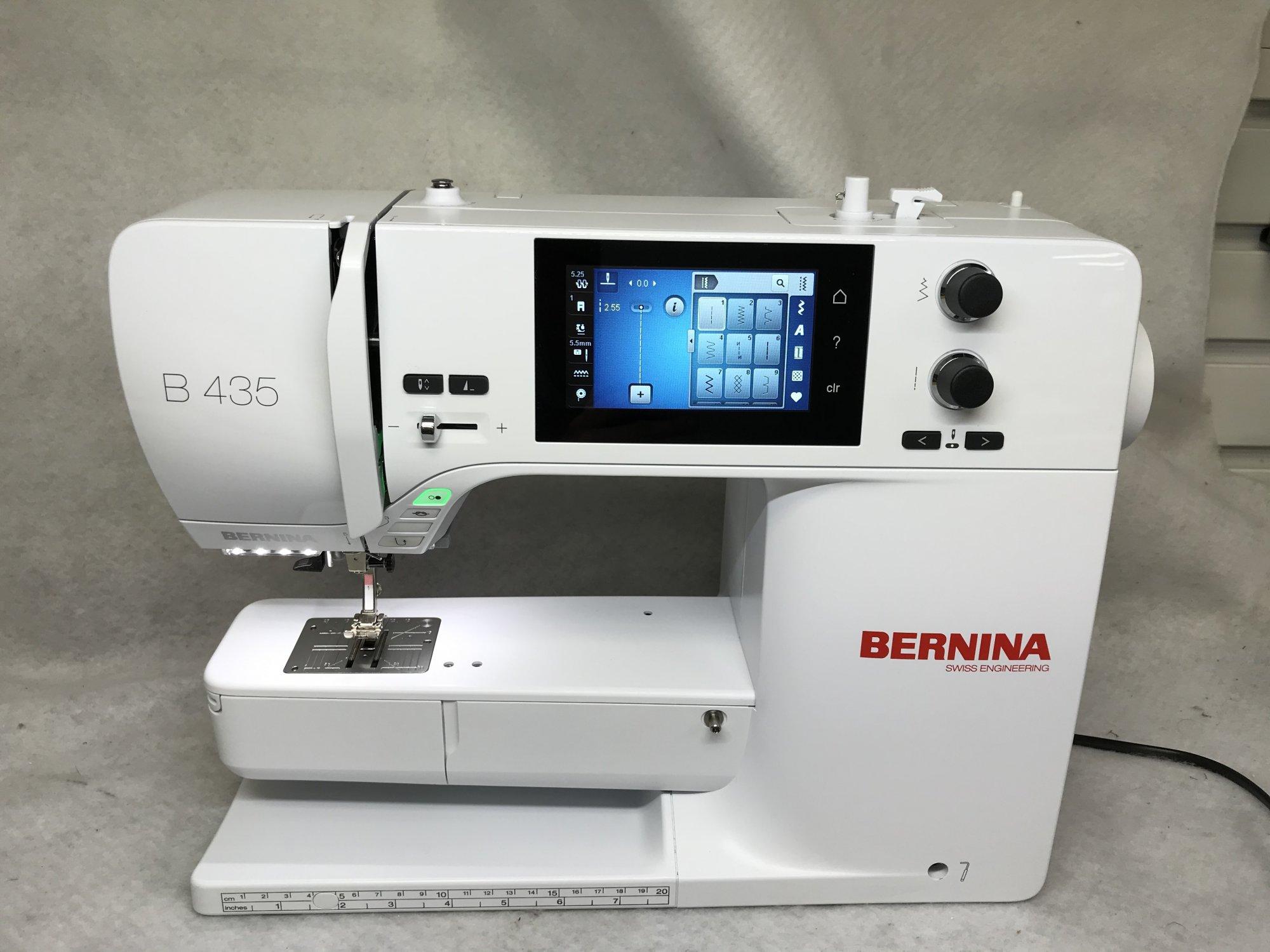 Trade in - Bernina B435 Sewing Machine #43561124322