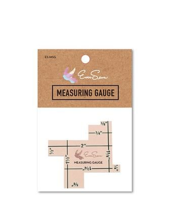 EverSewn Measuring Sewing Gauge