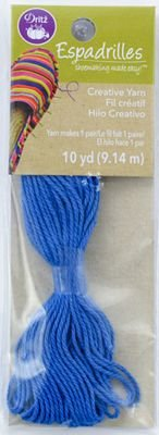 Espadrille yarn dark blue