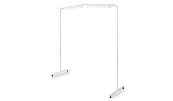 Designer Fabric Frame Light