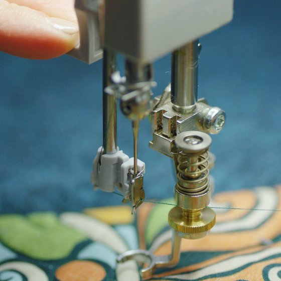 Fast threading and winding