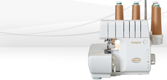 Babylock Imagine Serger 4/3/2 Thread Jet Air BLE1AT-2