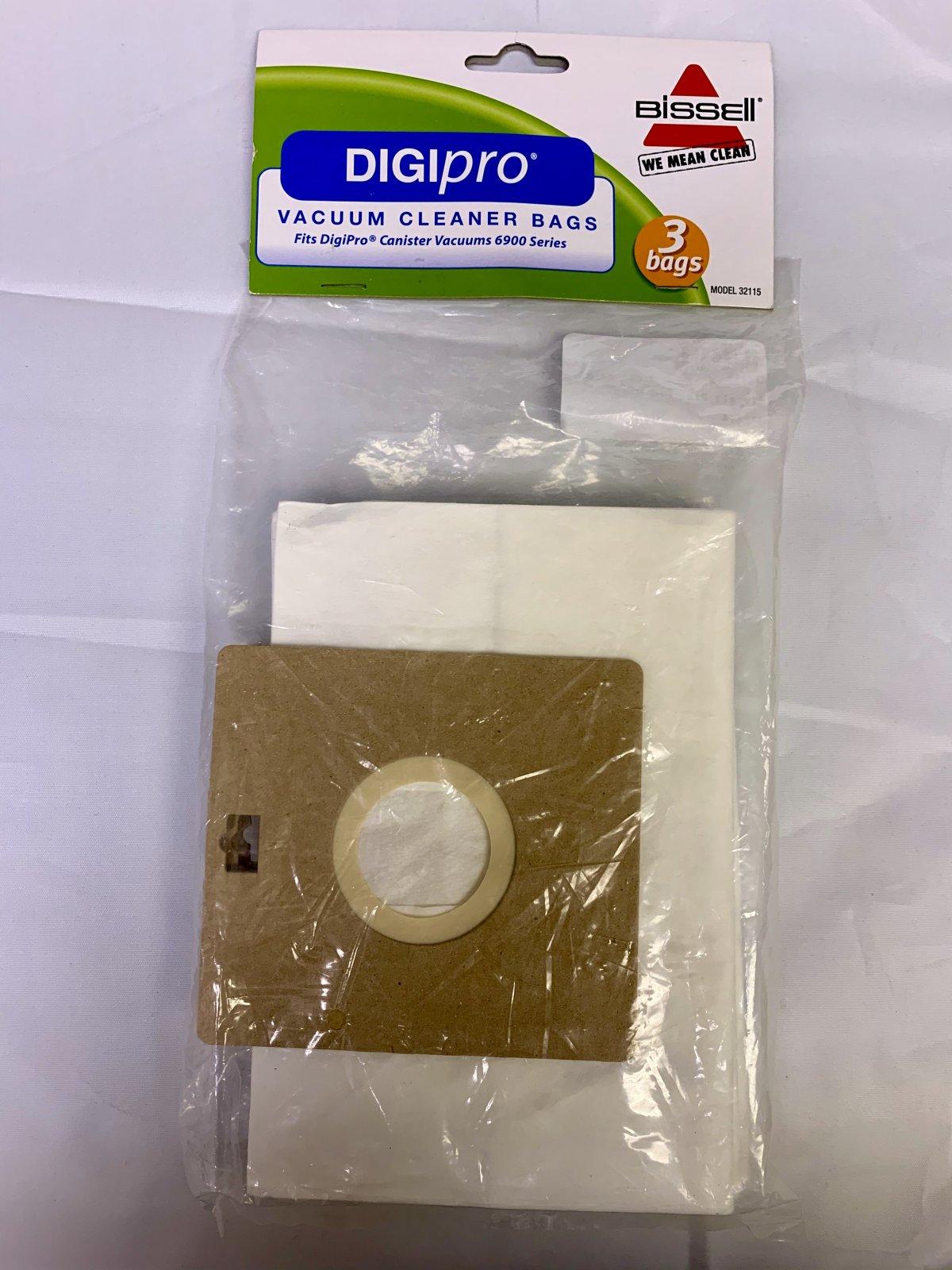 Bissell Bags Digi Pro 32115