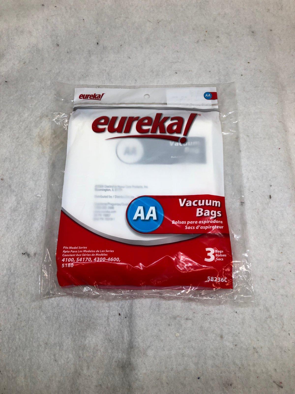 Eureka Bags  AA 3 Pk