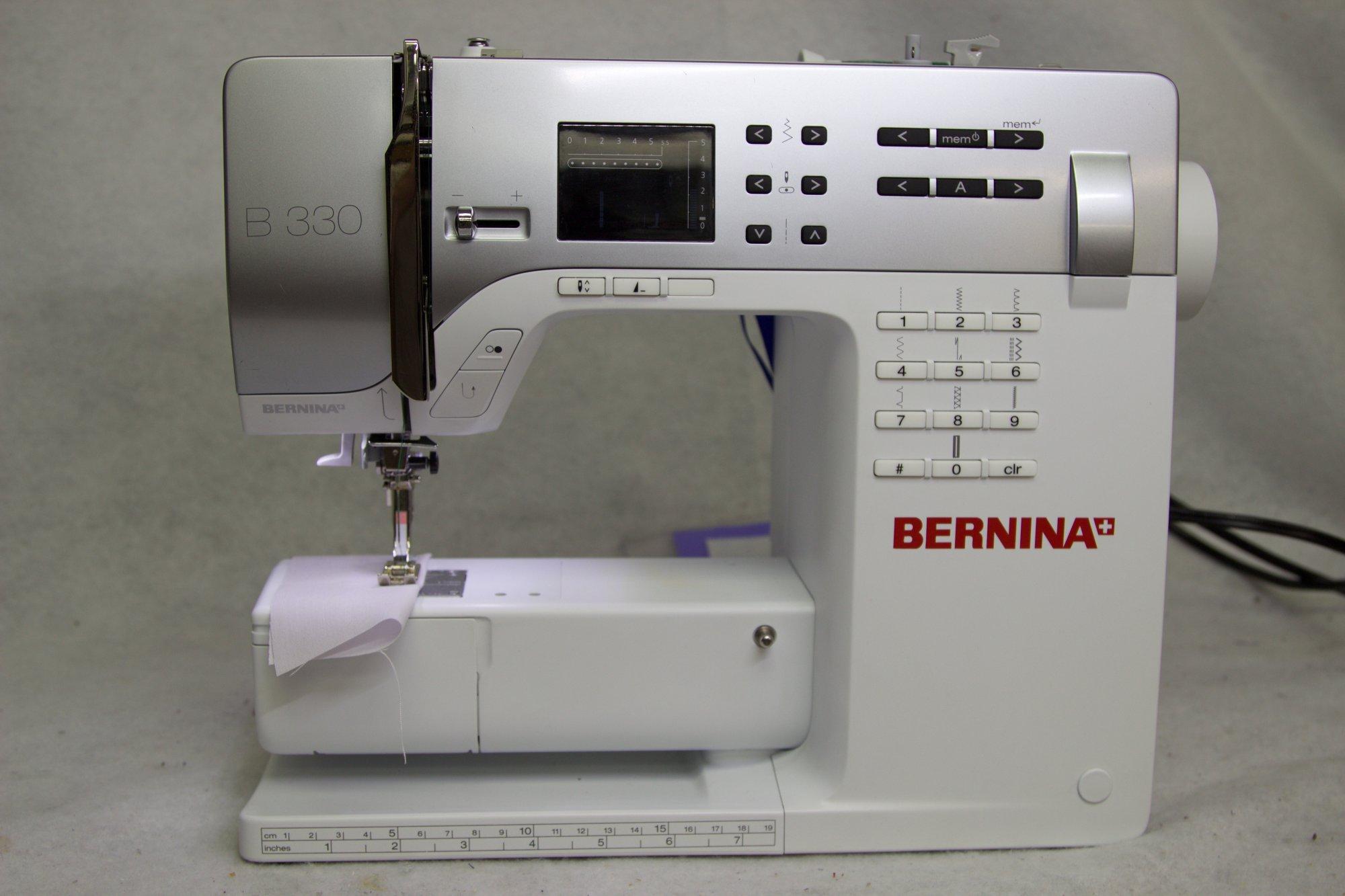 Trade Up Bernina 330 #50927006