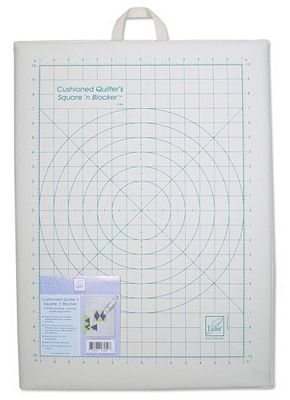 Cushioned Quilters Square