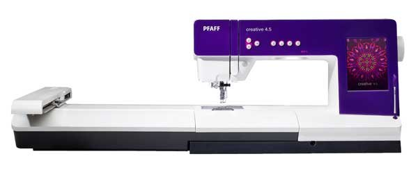 Pfaff Creative 4.5 With Lg Embroidery Unit