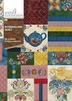 Anita Goodesign Rosemaling Quilt