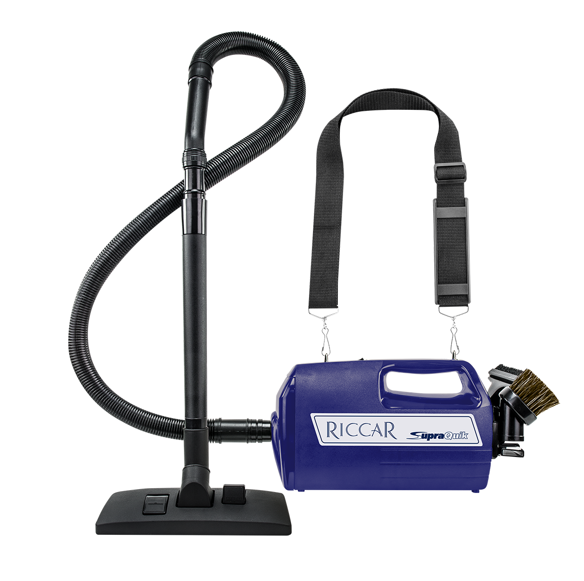 Riccar Supraquick Portable Canister Vacuum  RSQ1.4