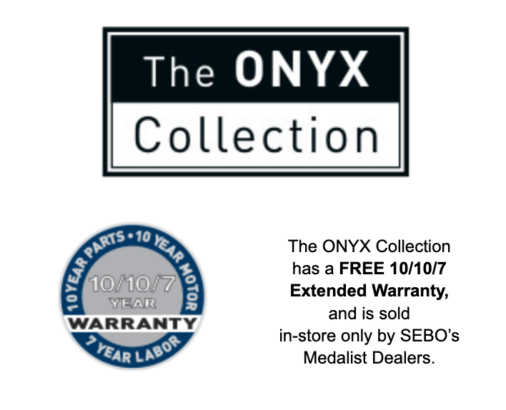 sebo onyx collection