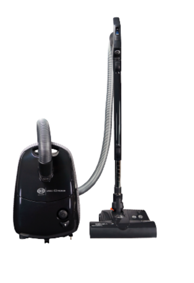 Sebo E3 Premium With ET-1 Power Head Black Onyx Collection